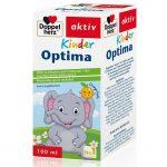 Doppelherz Aktiv Kinder Optima 100ml – Bổ sung ĐA VITAMIN cho trẻ