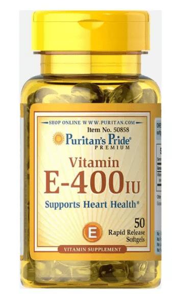 Vitamin E Puritan's Pride của Mỹ