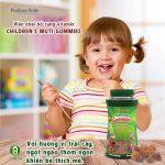 Puritan's Pride CHILDREN'S MULTIVITAMINS & MINERALS GUMMIES 60 viên – Viên nhai kẹo dẻo bổ sung Vitamin