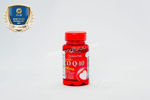 Co Q-10 200mg - Thực phẩm chức năng hỗ trợ tim mạch