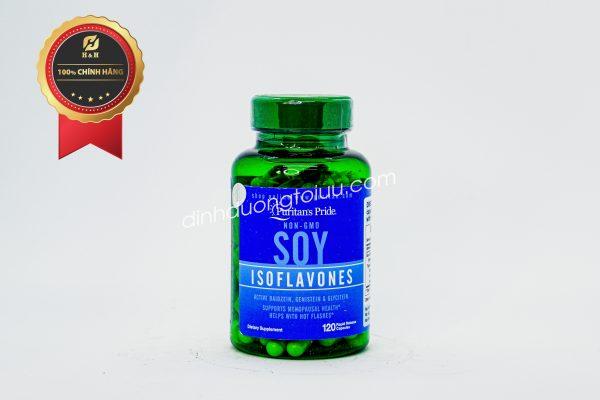 Lợi ích của tinh chất mầm đậu nành Soy Isoflavones