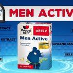 Aktiv Men Active – Tăng Cường Sinh Lý Nam (Hộp 30 viên)