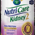 Sữa NUTRICARE KIDNEY 2 400G – Sữa dành cho bệnh nhân SUY THẬN