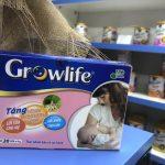 Cốm lợi sữa GROWLIFE 20 gói – Giúp tăng CHẤT LƯỢNG SỮA CHO MẸ, tăng NGUỒN DINH DƯỠNG CHO CON