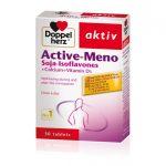 Viên uống Doppelherz Aktiv ACTIVE-MENO (hộp 30 viên) – Thực phẩm chức năng hỗ trợ TĂNG CƯỜNG SINH LÝ NỮ