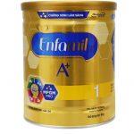 ENFAMIL A+1 – Phát Triển Toàn Diện Cho Trẻ 0 – 6 Tháng Tuổi