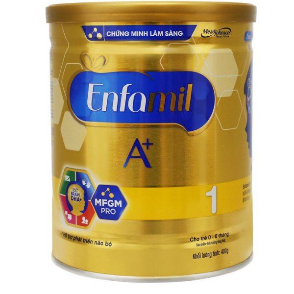 ENFAMIL A+1 – Phát Triển Toàn Diện Cho Trẻ 0 - 6 Tháng Tuổi