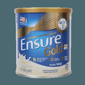 Sữa ENSURE GOLD Abbott Hoa Kỳ – Dinh dưỡng Y học đặc chế dành cho NGƯỜI CAO TUỔI