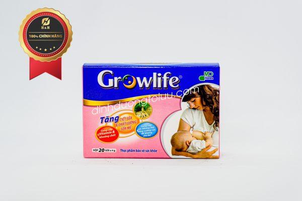 Cốm lợi sữa Growlife