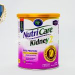 Sữa NUTRICARE KIDNEY 2 400G – Sữa dành cho bệnh nhân SUY THẬN sau lọc thận