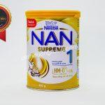 SỮA NAN SUPREME 1 – SỮA CÔNG THỨC GẦN GIỐNG SỮA MẸ