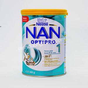 NAN OPTIPRO 1 – SỮA CÔNG THỨC CHO TRẺ