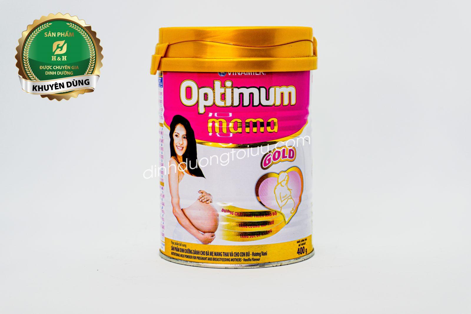 sữa Optimum mama gold