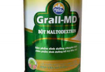 Bột MALTODEXTRIN GRALL MD có tốt không, giá bao nhiêu, mua ở đâu?