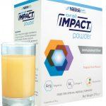 Sữa ORAL IMPACT POWDER 370g – Dinh dưỡng y học CHO BỆNH NHÂN UNG THƯ, TRƯỚC VÀ SAU PHẪU THUẬT