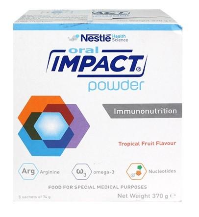 Sữa cho người ung thư Oral Impact Powder
