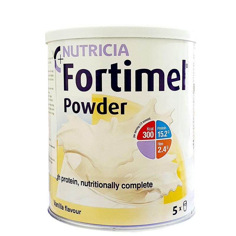 Sữa bột Fortimel Powder 335g của hãng Nutricia Hà Lan