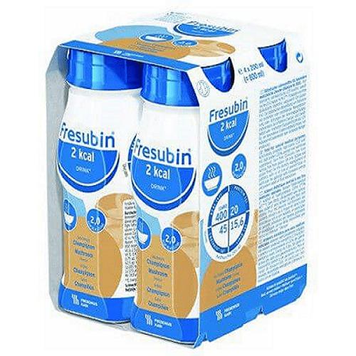 Sữa Fresubin Energy Fibre 200ml hương Vanilla
