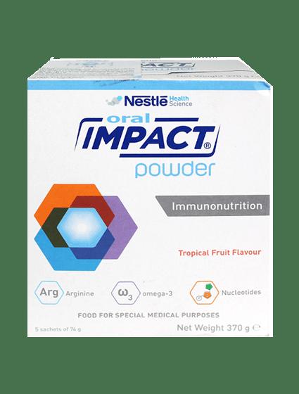 Sữa Oral Impact 370g- Dinh dưỡng tối ưu cho người trước và sau phẫu thuật