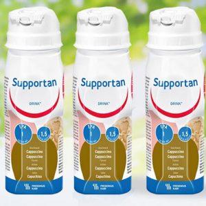Sữa SUPPORTAN DRINK – Dinh dưỡng vàng cho BỆNH NHÂN UNG THƯ