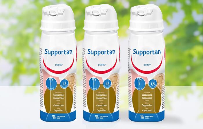 Sữa Supportan Drink - Dinh dưỡng vàng cho bệnh nhân ung thư
