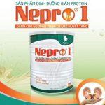 Sữa NEPRO 1 – Sữa cho người suy thận chưa lọc thận