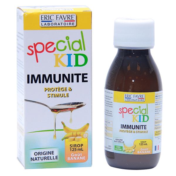 Special kid immunite