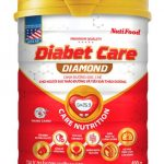 Sữa DIABET CARE DIAMOND (900g) – Sản phẩm dinh dưỡng dành cho bệnh nhân ĐÁI THÁO ĐƯỜNG