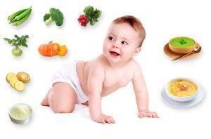 5+ Cách khắc phục biếng ăn ở trẻ 7 tháng mà bố mẹ cần biết
