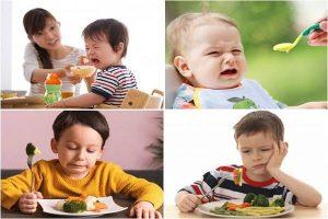 Phân biệt biếng ăn Sinh lý – Tâm lý – Bệnh lý