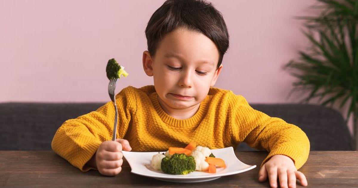 trẻ 5 tuổi biếng ăn