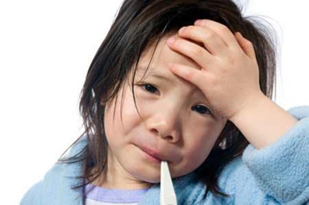 trẻ từ 1 đến 5 tuổi bị nôn trớ