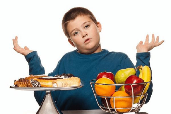 Béo phì ở trẻ 9 - 10 tuổi