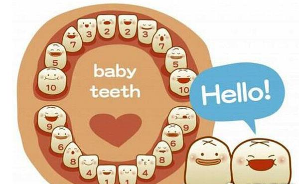 trẻ tiêu chảy khi mọc răng