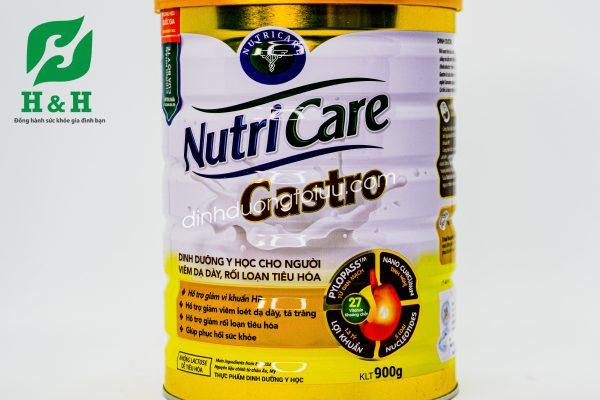 sữa bột nutricare gastro 900g
