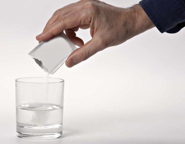 oresol - bù nước cho trẻ tiêu chảy