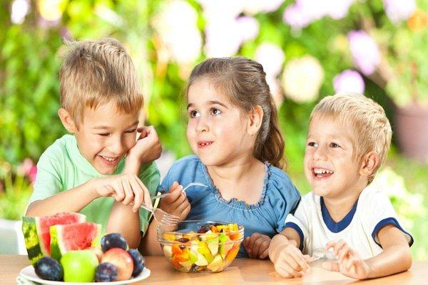 thực đơn cho trẻ suy dinh dưỡng từ 2 đến 5 tuổi