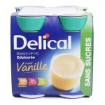 Sữa DELICAL Pháp 200ml – Giải pháp dinh dưỡng tối ưu dành cho Bệnh nhân UNG THƯ, Bệnh nhân SUY DINH DƯỠNG