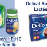Sữa DELICAL Pháp – Giải pháp dinh dưỡng tối ưu dành cho Bệnh nhân UNG THƯ, Bệnh nhân SUY DINH DƯỠNG