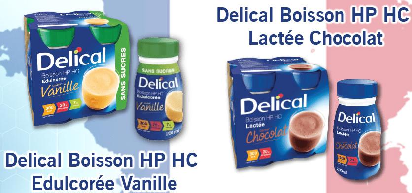 Sữa nước Delical - Dành cho người ung thư phục hồi sức khỏe