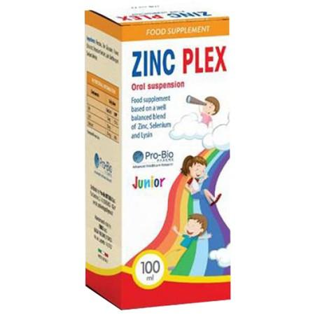ZinC Plex - Tăng cường đề kháng, giúp bé ngủ ngon