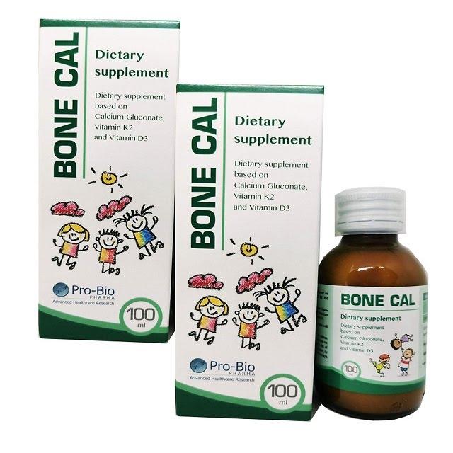 Bone Cal 100ml - Sự lựa chọn tối ưu phát triển chiều cao vượt trội cho trẻ