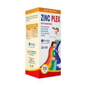 Thực phẩm bổ sung kẽm ZINC PLEX 100ml – Tăng đề kháng, kích thích tiêu hóa, giúp trẻ ăn ngon miệng