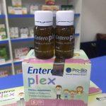 Thực phẩm bảo vệ sức khỏe ENTERO PLEX 10ml- Men vi sinh Bổ sung LỢI KHUẨN, Tăng cường TIÊU HÓA