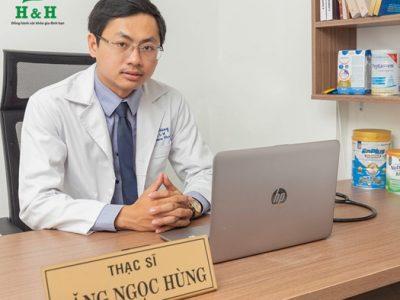 Ths. Đặng Ngọc Hùng – Chuyên gia dinh dưỡng tại H&H Nutrition
