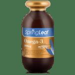 Spring Leaf Omega-3 1000mg – Viên uống tăng cường chức năng của mắt, não bộ và tim mạch