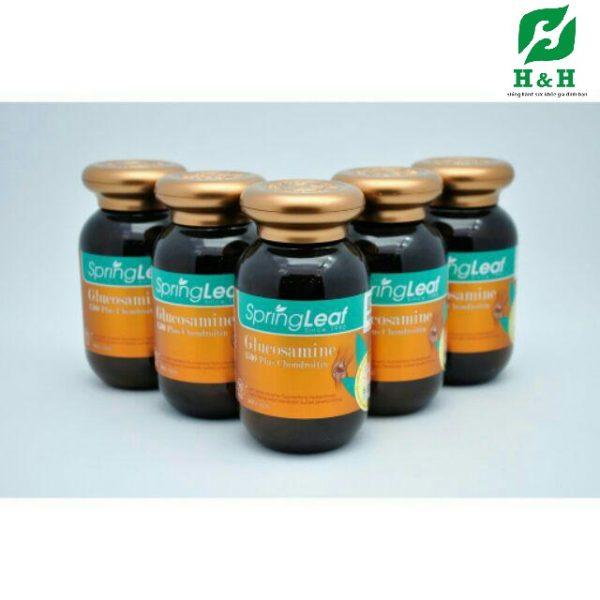 Viên uống Spring Leaf Glucosamine