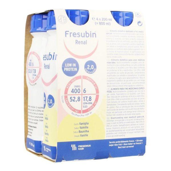 Sữa Fresubin Renal cho người suy thận trước lọc thận - Bác sĩ tin dùng