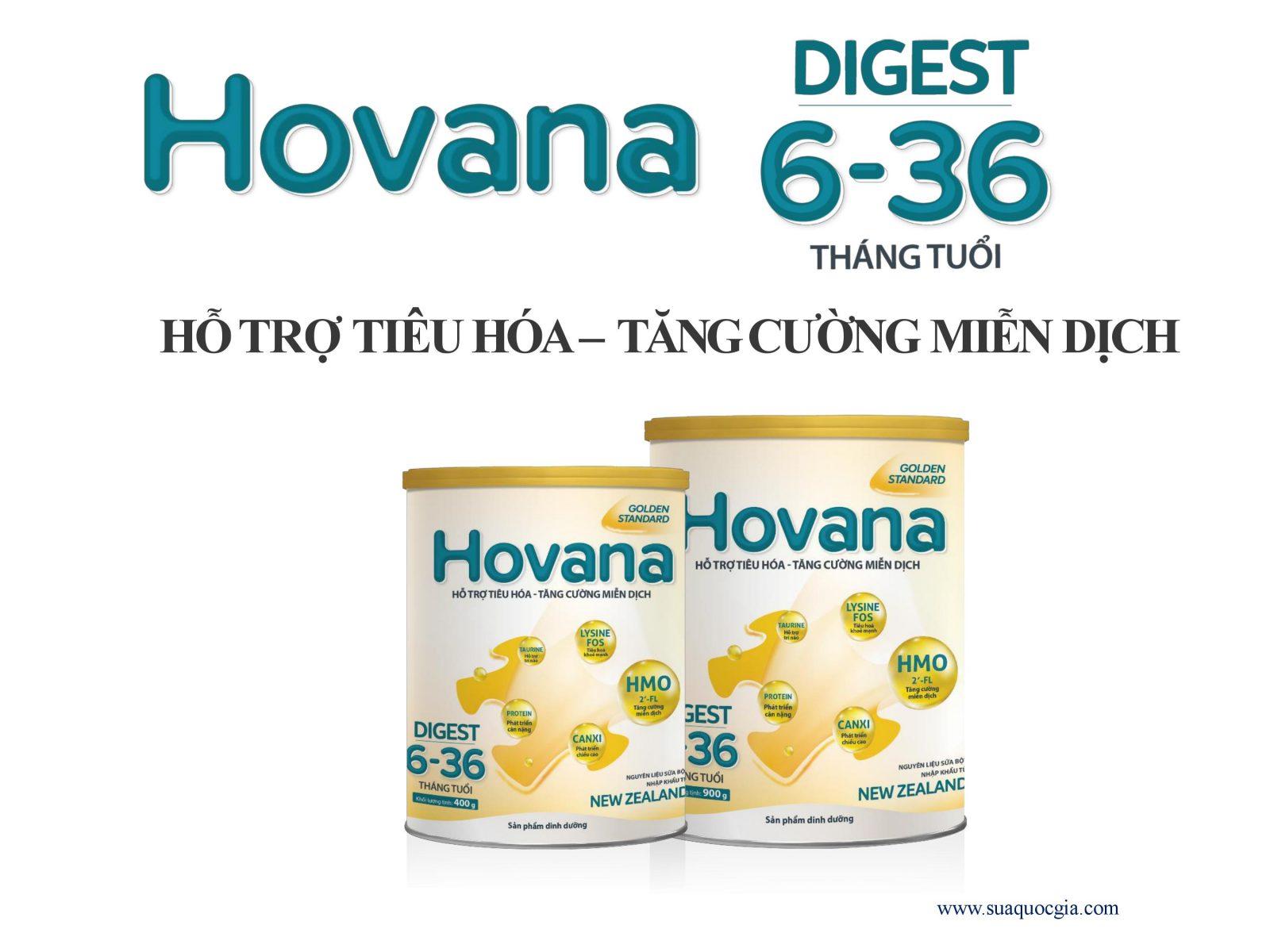 Sữa Hovana