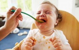 Giải pháp cho trẻ 7 tháng tuổi biếng ăn sinh lý